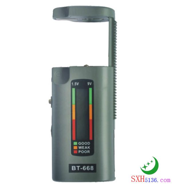 BT-668 电池电量检测器