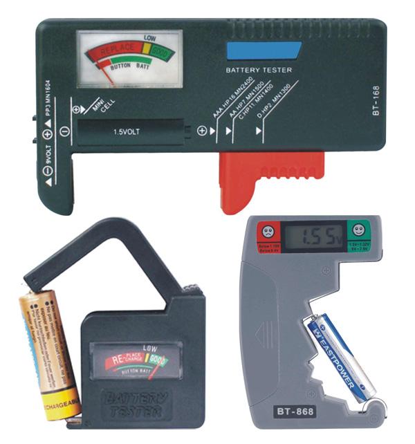 电池测试器系列