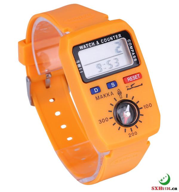 电子手表计数器