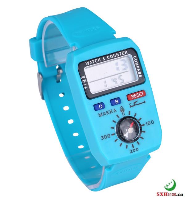 多功能手表计数器