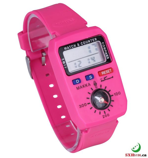 腕表时间念佛计数器