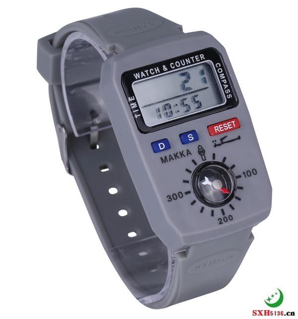 多功能手表款记数器