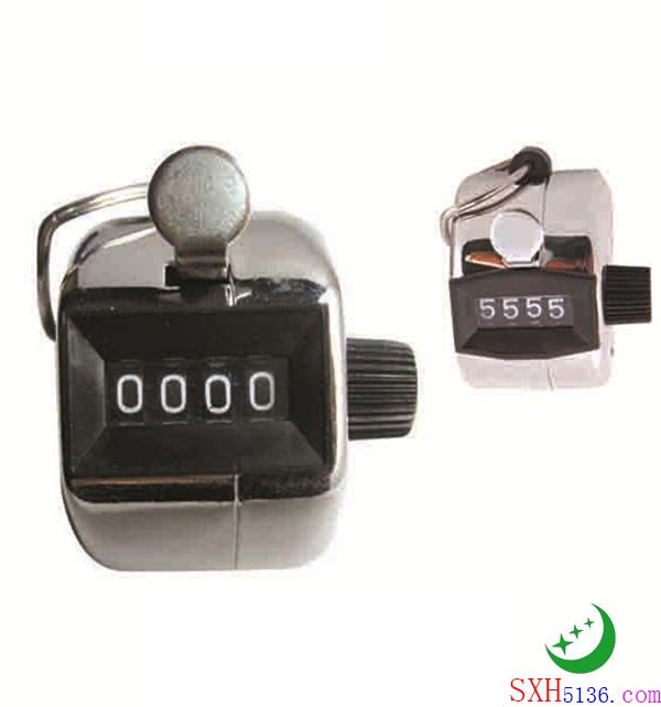 5203 手动机械金属计数器