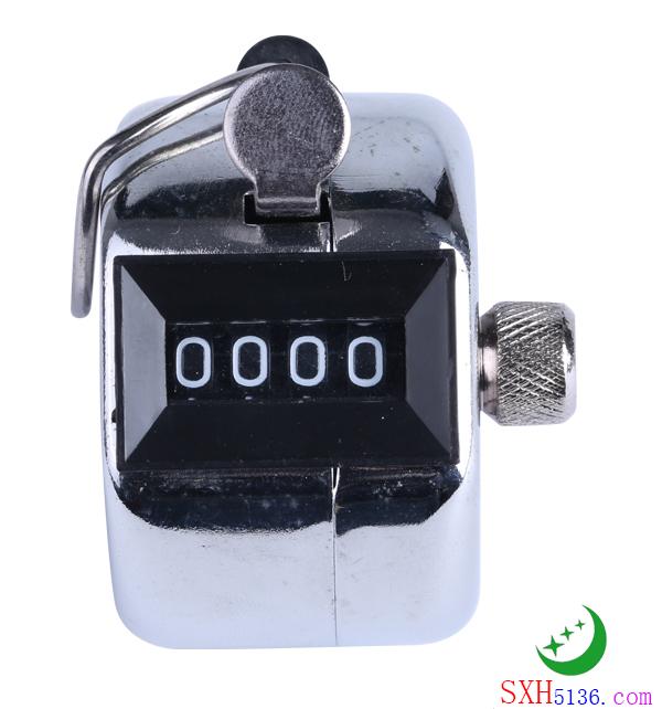5204 金属旋钮计数器