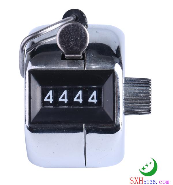 5207 电镀旋钮计数器