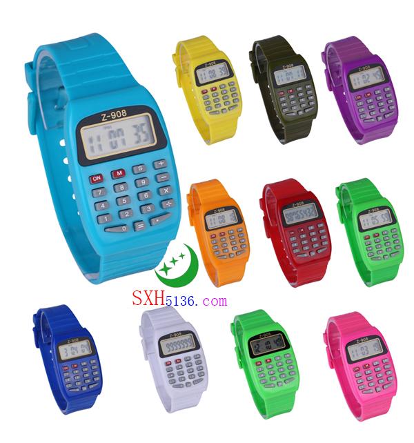 Z-908 学生计算器手表