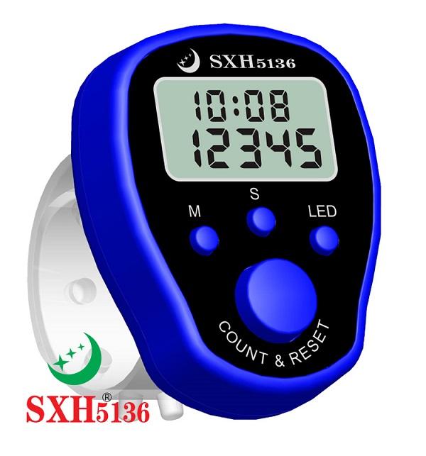 LED 带时间计数器