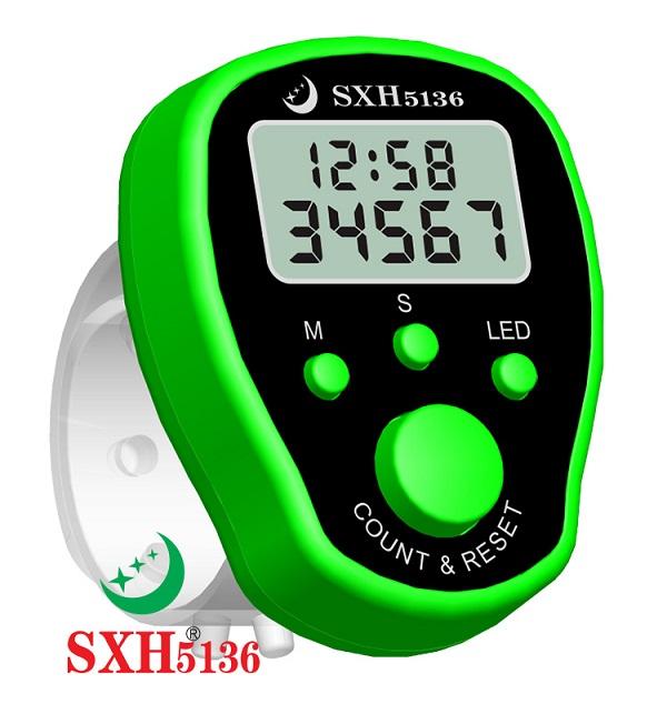 sxh5136计数器 时间 LED